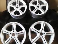 Bmw alloy wheels/ rims