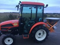 Kioti CK35 4wd Compact Tractor