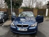 BMW 320I SE AUTO, OFF WHITE SEATS, WOOD TRIM EXCELLENT CONDITION WITH M3 ALLOYS SERVICE HISTORY BOOK