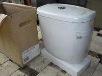 Toilet Cistern Roma + fittings new