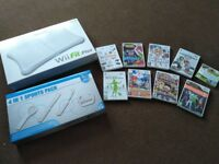 Nintendo Wii Accessories and Games bundle!
