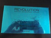 Revolution Mermaids Forever Eyeshadow Pallet AS NEW