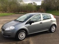07reg FIAT PUNTO 1.2 ACTIVE 5 DOOR HATCH EXCELLENT CONDITION