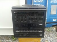 Philips record/cd/tape and radio system