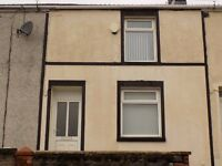 Two Bedroom House to Let - Greenfield Terrace, Merthyr Tydfil