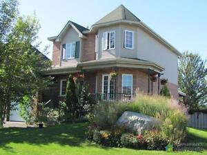 325 000$ - Maison 2 étages à vendre à St-Jean-sur-Richelieu