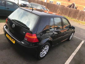 2000 volkswagen golf mk4 1.6 AUTO mint condition low milage