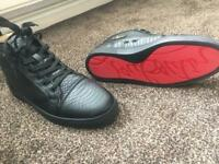 Mens christian louboutin shoes size 9 uk