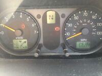 Ford Fiesta 1.4 semi automatic car