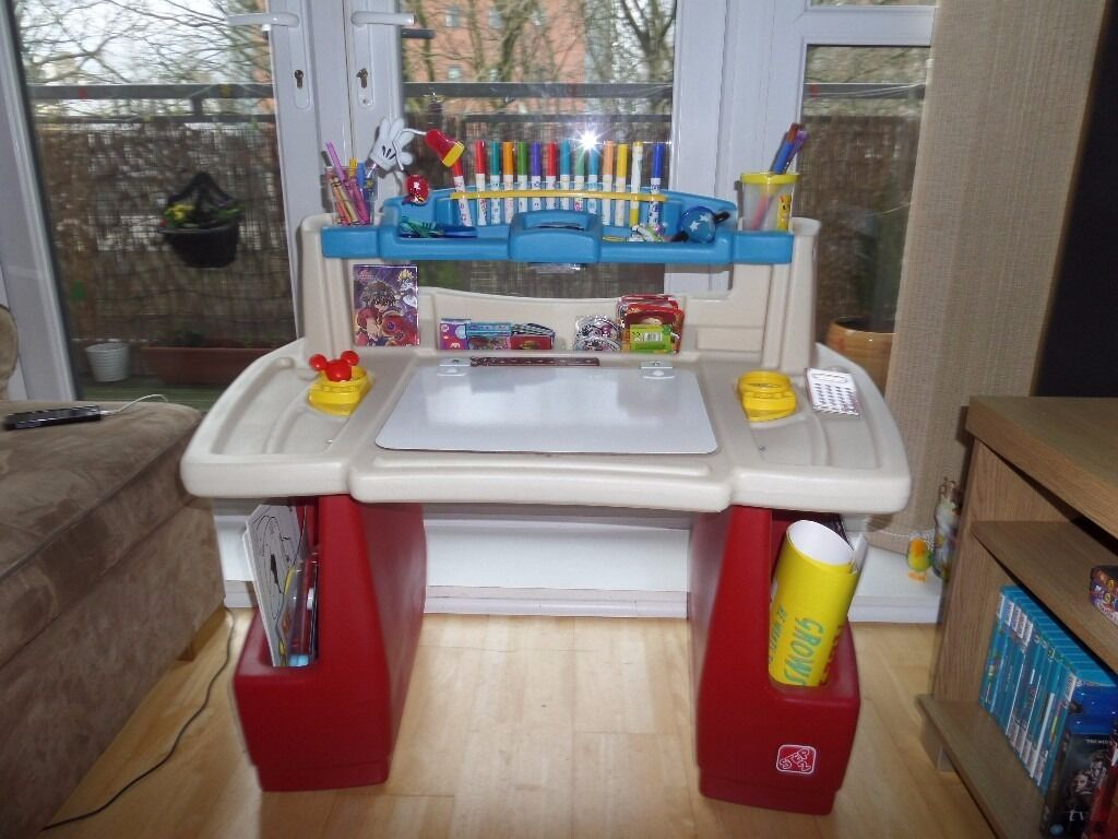 Step2 Deluxe Art Master Desk In Preston Lancashire