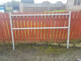 Ifor williams trailer 6ft6 ladder rack never used just been stored away