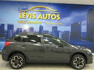 2013 Subaru XV Crosstrek AWD TOURING BLUETHOOTH SIEGE CHAUFFANT