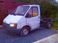 Transit mk3 2.0 petrol breaking for spares/parts