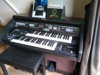 Electric Organ – Technics Model SX-EX60