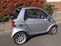 2005 Smart Passion Cabriolet