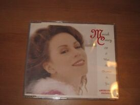 mariah carey all I want for christmas picture disc cd