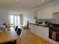 Spacious 3 bedroom furnished apartment with great views in Isle of Dogs E14