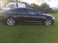 2013 AUDI A6 S LINE 20 TDI 8 SPEED Automatic 7