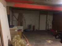 Garage space to rent in Bathgate 35m2 Ideal for storage