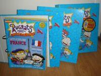 Rugrats Round the World Children's Magazine Collection