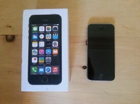 Apple IPhone 5s Unlocked (London) - Perfect Conditions 16 GB