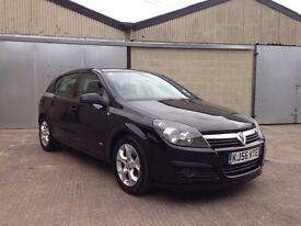 2007 56 Vauxhall Astra 1.6 SXI, 5 dr, MOT AUGUST 2017