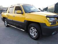 2003 Chevrolet Avalanche LTZ  Z71 with Off Road PKG