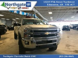 2015 Chevrolet SILVERADO 3500HD LTZ Crew Long Box Customized Fin