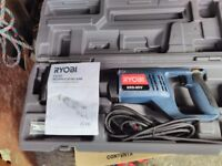 ROYBI reciprocating saw brand new never used a steal at £50.00 Industrial or household use