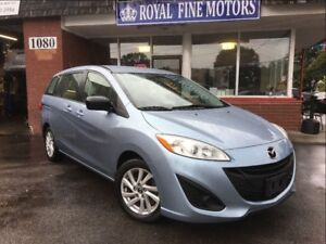 2013 Mazda MAZDA5 GS,Auto,Alloys,Aircon,6Seater,Bluetooth,Warran