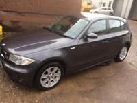 2005(05) BMW 118 SE 2.0 TURBO DIESEL 122 BHP EURO 4 ENGINE 6 SPEED BOX FULL SERVICE HISTORY