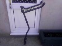 Witter Bike Rack suitable for 4x4