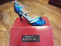 Latin/ballroom dance shoes