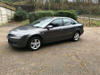 2006 Mazda 6. Very clean and tidy for age. £1,400 Or Near Offer.