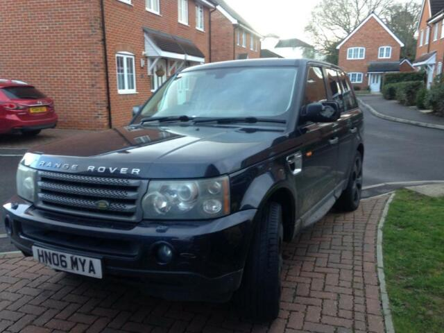 Range rover sport | in Hedge End, Hampshire | Gumtree