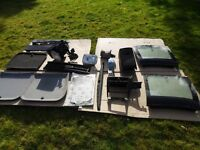 TOYOTA MR2 MK2 PARTS, WHATS IN THE PICS IS WHATS FOR SALE AS A JOB LOT, KINGSMUIR FORFAR
