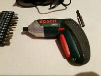 Bosch 3.6v screw driver
