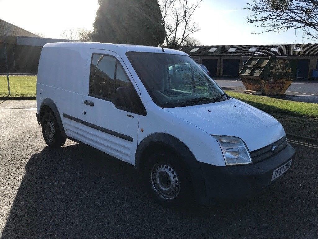 2007 Ford transit connect 1.8 tdci 12 months mot/3 months parts and labour warranty