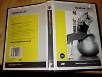 Gym ball workout DVD