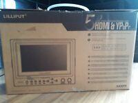 Lilliput 665 Monitor 7'' HDMI (665GL-70NP/HO/Y) dslr camera photgraphy cctv