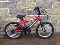 "Boys Bike (16""wheels)"