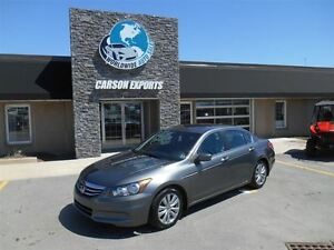 2012 Honda Accord EXL ! NAVI!  FINANCING AVAILABLE