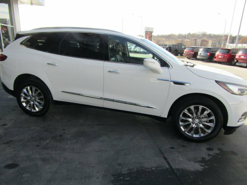 Image 8 Voiture American used Buick Enclave 2018