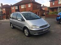 2006 Ford Galaxy TDI (150bhp) 6 Speed 7 Seats
