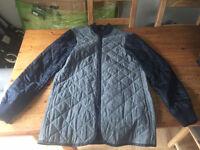 Men Grey jacket Size M