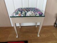 1930's - 40's Locker/piano stool