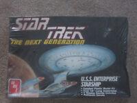Star trek the next generation U.S.S. enterprise starship