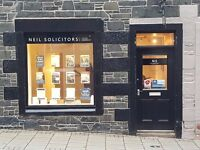 Office/Retail space to rent in central, convenient location within Peebles.