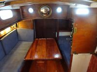 Classic Yacht-
