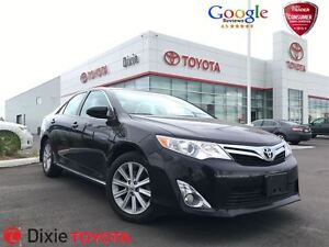 2014 Toyota Camry XLE , LEATHER ,NAVI , MOONROOF ,LOADED !
